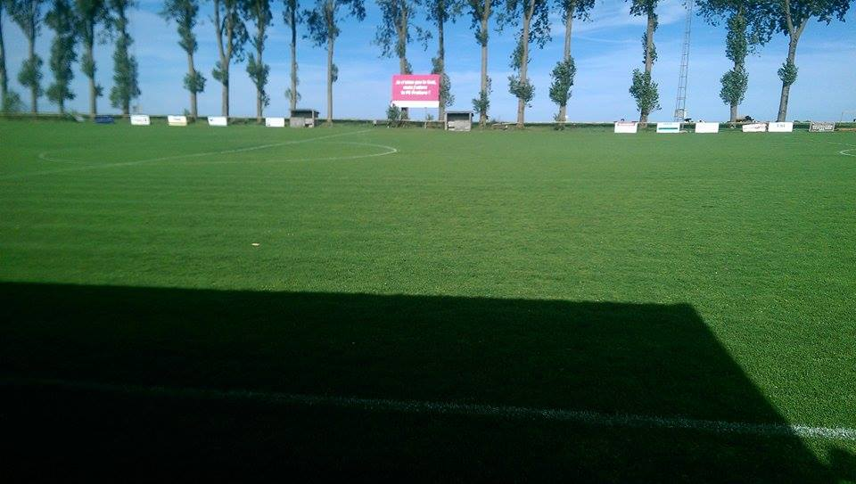 Terrain A du R Fraiture FC