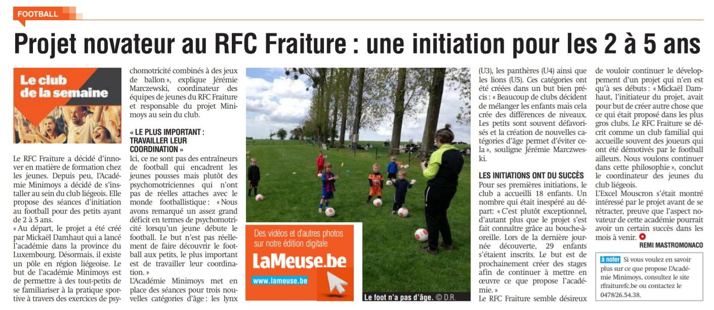 Article meuse
