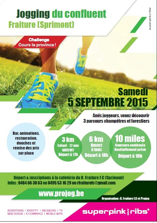 Jogging 5 septembre